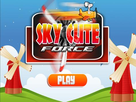 Sky Cute Force poster