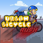 Urban Bicycle Rush icon