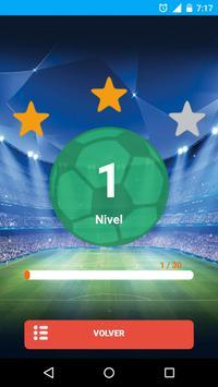 Futbol Quiz apk screenshot