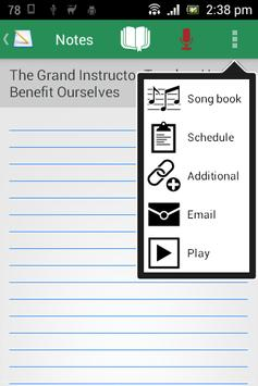 JW Assembly & Meeting Note-Pro for Android - APK Download