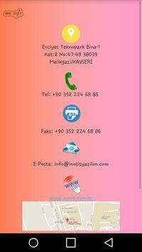 İnosis Yazılım Tanıtım screenshot 4