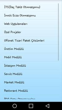 İnosis Yazılım Tanıtım screenshot 2
