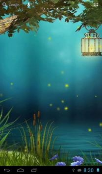 Fireflies in the fairy forest screenshot 1