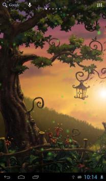 Fireflies in the fairy forest screenshot 2