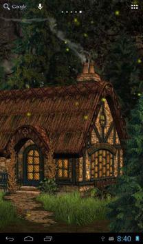 Fireflies in the fairy forest screenshot 3