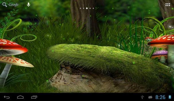 Fireflies in the fairy forest screenshot 4