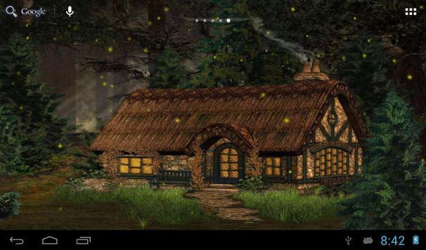 Fireflies in the fairy forest screenshot 7