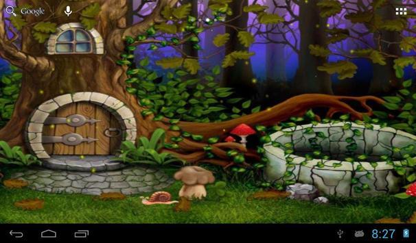 Fireflies in the fairy forest screenshot 9