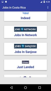 Jobs in Costa Rica apk screenshot