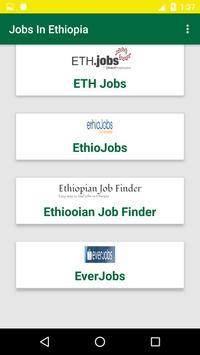 Jobs In Ethiopia apk screenshot