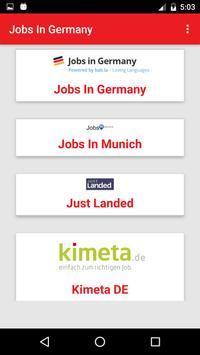Jobs In Germany screenshot 3
