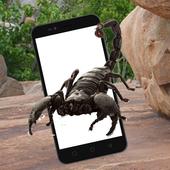 Scorpio On Screen Prank icon
