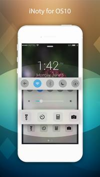 iNoty for IOS 11 -  Bring Your Phone To Life apk screenshot