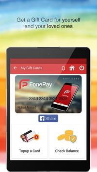 FonePay apk screenshot
