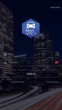 Mon VTC poster