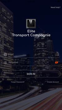 Elite Transport Compagnie poster