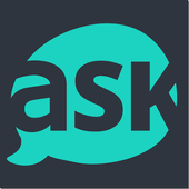JUST ask LITE icon