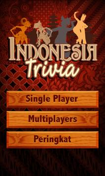 Indonesia Trivia poster