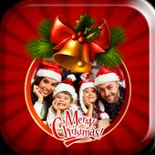Merry Christmas Photo Frame icon