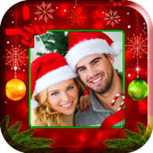 New Year Frame-Christmas Frame icon