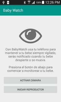 BabyWatch poster