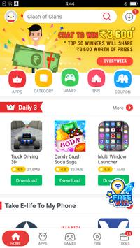 New Market for 9Apps poster