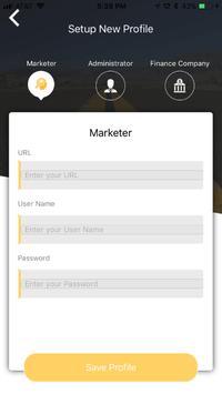 Inline CRM Reporting apk screenshot