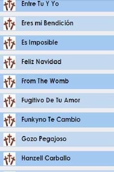 Latin Christian Pop Songs apk screenshot