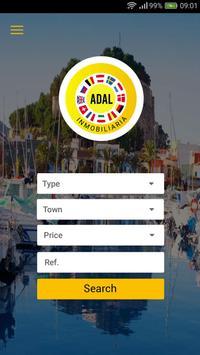 ADAL Denia poster