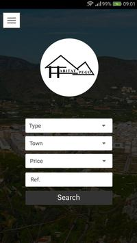 Habitat Pego poster