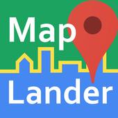 MapLander icon