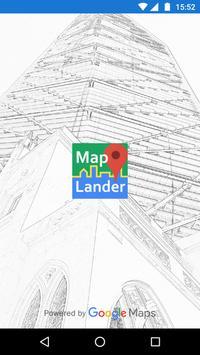 MapLander poster