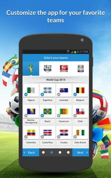 inFootball screenshot 2
