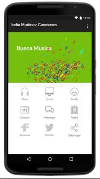 India Martínez - Music And Lyrics screenshot 1