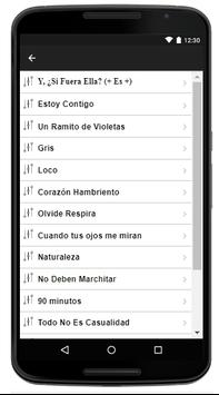 India Martínez - Music And Lyrics screenshot 2