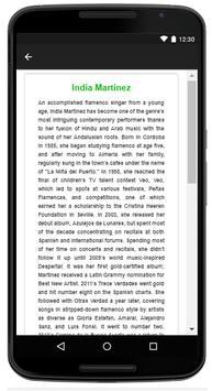 India Martínez - Music And Lyrics screenshot 4