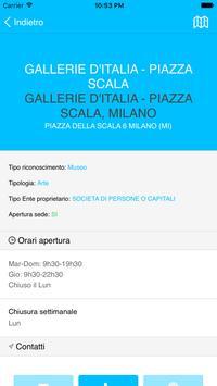 Musei di Lombardia apk screenshot