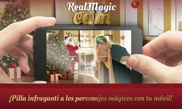 Real Magic Cam poster