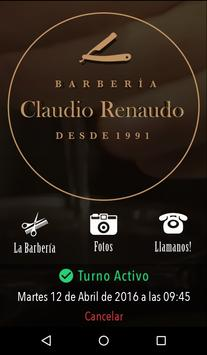 Barbería CR apk screenshot