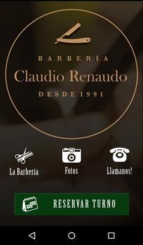 Barbería CR poster