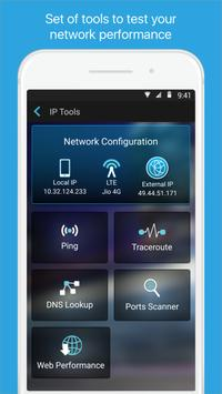 NetVelocity apk screenshot