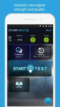 NetVelocity poster