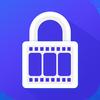 Video locker - Hide videos, Private video vault आइकन