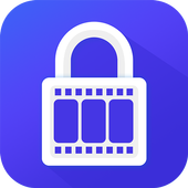 Video locker - Hide videos, Private video vault icon