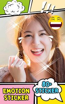 Emoji Sticker ShiiOvrlays poster