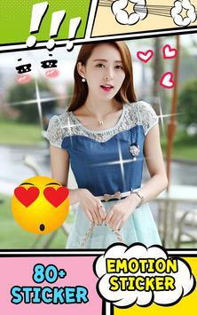 Emoji Sticker ShiiOvrlays apk screenshot