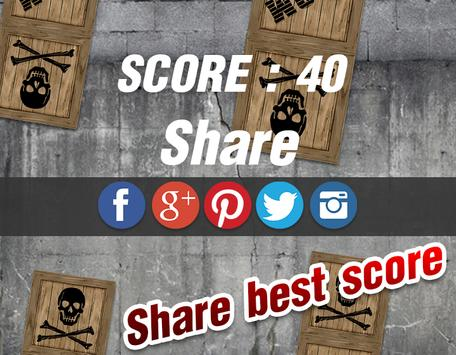 Flappy Fly Knifes Game apk screenshot
