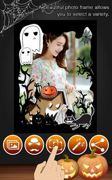 Ghost Photo Maker Halloween screenshot 2
