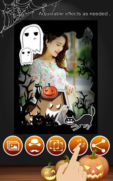 Ghost Photo Maker Halloween screenshot 3