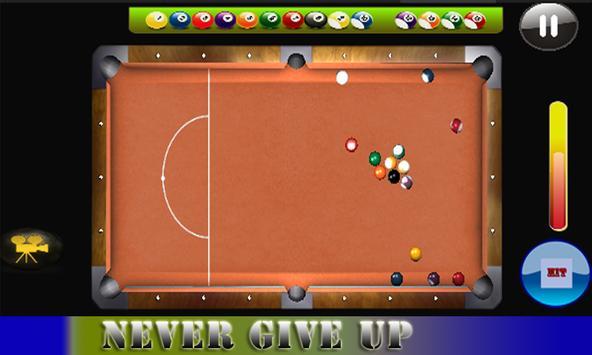 8 Ball Pool Break poster